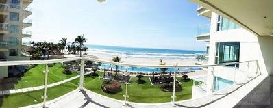 Cad Ocean Front 305. Departamento De Playa Para 10 Personas. Con Terraza