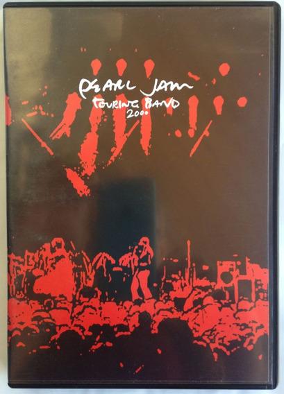 Dvd Pearl Jam Live Touring Band Frete Grátis Como Novo