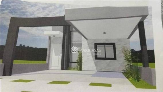 Casa Nova No Horto 1, Com Obras Aceleradas E Finalizando Para Fevereiro/2020 - Ca1625