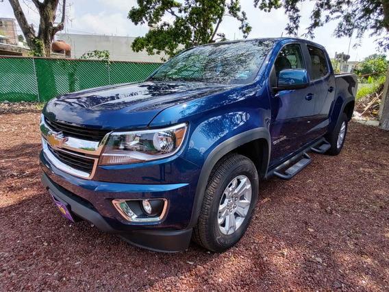 Chevrolet Colorado 2019 4p Lt Doble Cab L4/3.6 Aut 4x4
