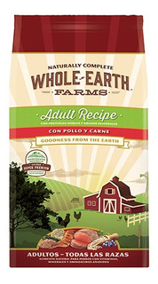 Whole Earth Farms (wef) Adulto Carne X 2 Kg