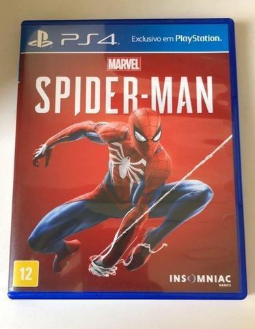 Spiderman Ps4//midia Mídia Física//lacrado// Envio Imediato.