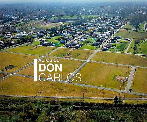 Altos De Don Carlos 2. Excelente Lote De 600 M2
