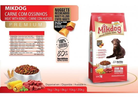 Raçao Mik Dog 15kg