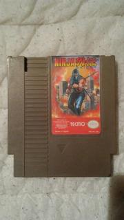 Ninja Gaiden 1 Para Nintendo Nes Funcionando Original