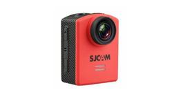 Câmera M20 Sjcam Wifi 4k -kit Completo- Mergulho Moto Surf!