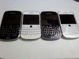 Blackberry Bold 9900 Precio X Cada Una, Blancas Y Negras
