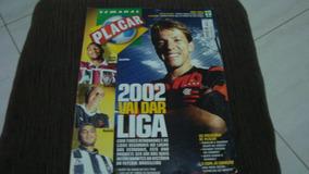 3 Edições Revista Placar Do Ano 2002