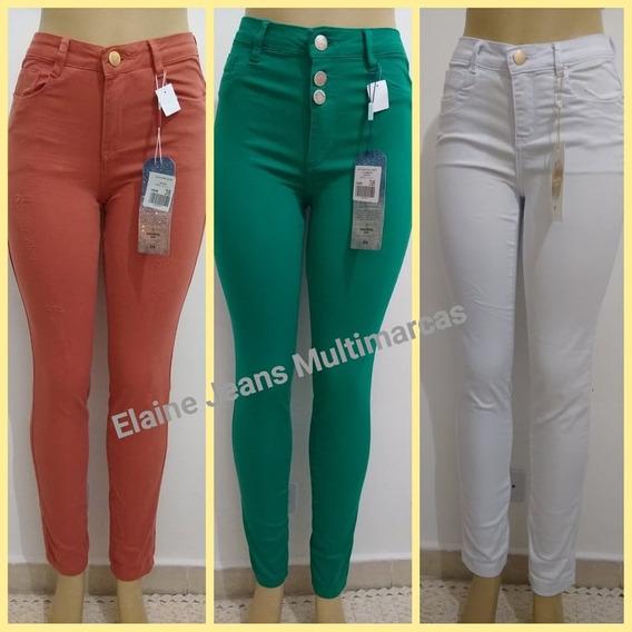 Calça Consciencia Jeans Feminina Varios Modelos Por 98,00