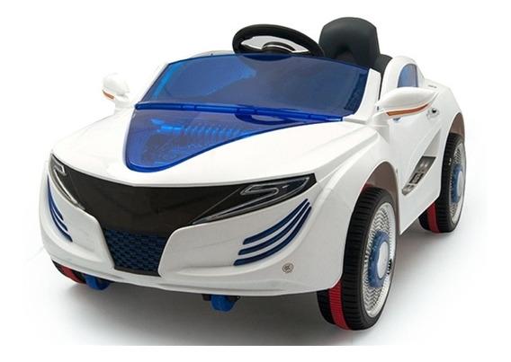 Carrinho Eletrico Infantil Controle Remoto Carro Com Luz Som
