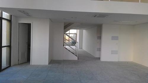 Imagem 1 de 7 de Conjunto Para Alugar, 202 M² Por R$ 12.000,00/mês - Cidade Monções - São Paulo/sp - Cj1903