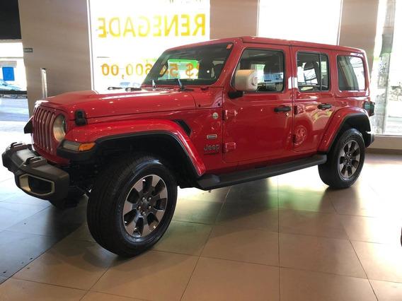 Jeep Wrangler 2.0 Turbo Gasolina Sahara 4p 4x4 At8
