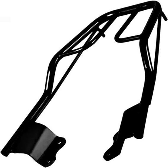 Bagageiro Aço Maciço Reforçado Yamaha Fazer 150 Factor 150