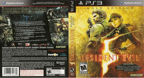 Resident Evil 5 Gold Edition Ps3 Psn - Midia Digital