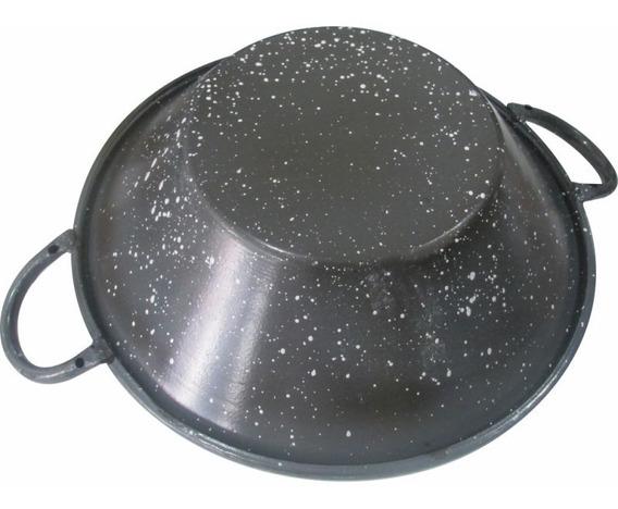 Tacho Esmaltado N°22 Para Frituras 20-litros Batatas Pastel