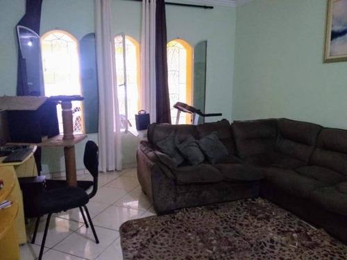 Sobrado À Venda Por R$ 365.000 - Condomínio Maracanã - Santo André/sp - So0720