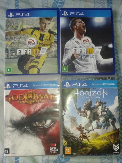 06 Jogos Playstation 4 Ps4 Jogos