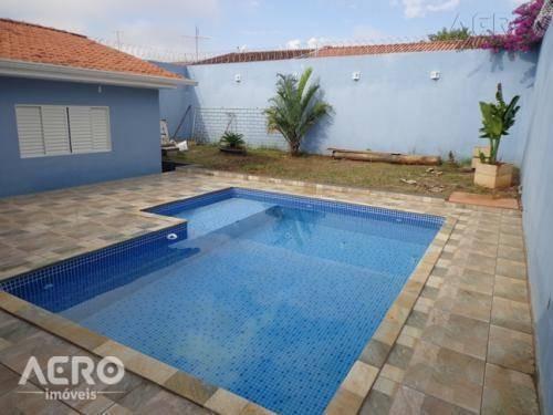 Casa Residencial À Venda, Jardim Terra Branca, Bauru. - Ca1247