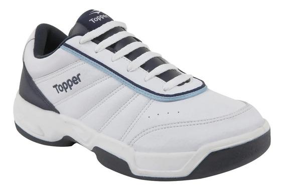 Zapatillas Topper Tie Break Iii Blanco 29700