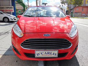 Ford New Fiesta Titanium 1.6 2015/2015 Flex 4p - Manual