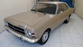 Chevrolet/gm Opala 1978 Com 42000 Kms Placa Preta .