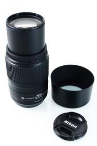 Lente Nikon 55-300 1:4.5-5.6 G Ed