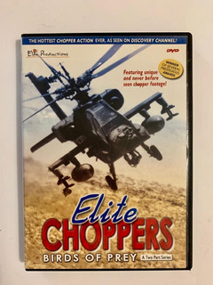 Dvd Elite Choppers Birds Of Prey