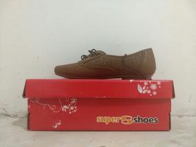 Zapatos Super Shoes Color Cafe