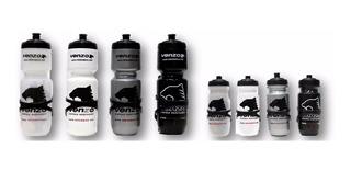 Caramañola Venzo Plastico 750 Ml 500 Ml Botella Cantimplora