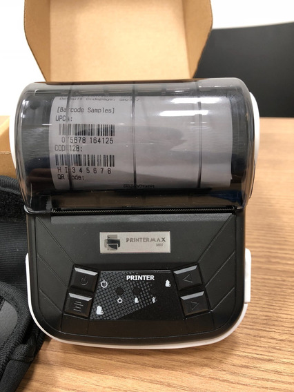 Impressora Térmica Bluetooth 80mm Printermax