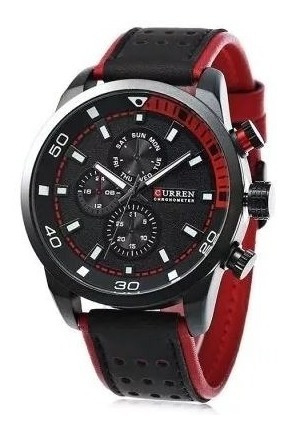 Relogios Masculinos Curren 8250 Quartz Watch
