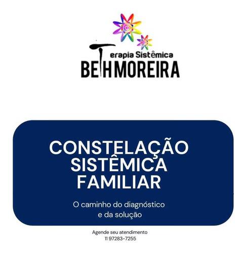 Constelação Sistêmica Familiar Individual - Única Sessão