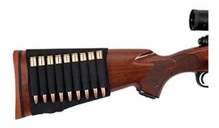Carrillera Allen Para Culata De Rifle Negro ¡envío Gratis!