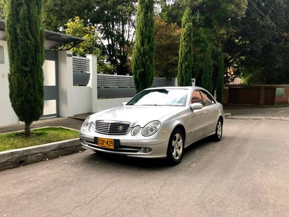 Mercedes Benz Clase E Avantgarde Blindado