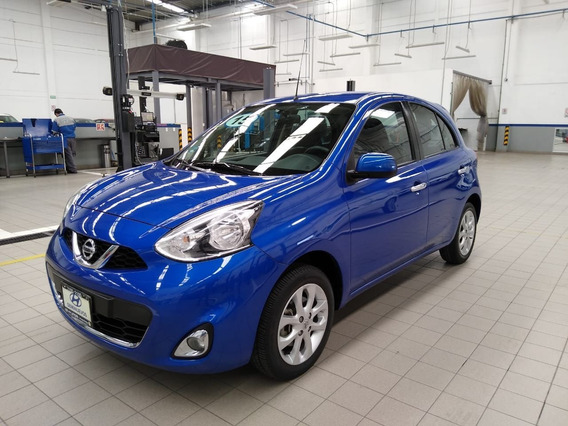 Nissan March 2015 1.6 Advance Mt