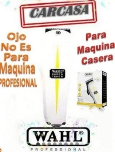 Carcasa Completa Para Máquina Wahl Solo Casera Ojo