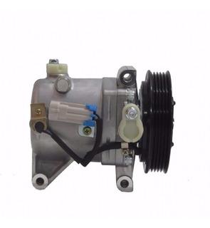 Compressor Ar Fiat Uno Palio Condensador E Valvula Block