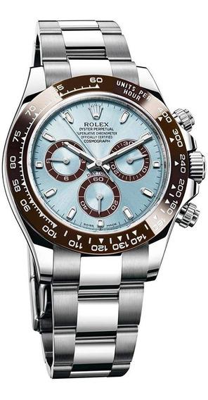 Reloj Rolex Daytona Platinum Ice