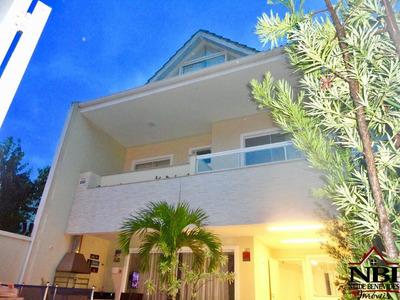 Casa Recreio Dos Bandeirantes - Alvorada Private, 4 Quartos