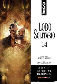Lobo Solitário - Ed. 14