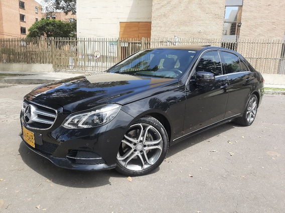 Mercedes-benz Clase E 200 2.0 Cgi 184 Hp