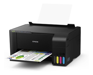 Impresora Multifuncion Epson Ecotank L3150 Continuo Cuotas