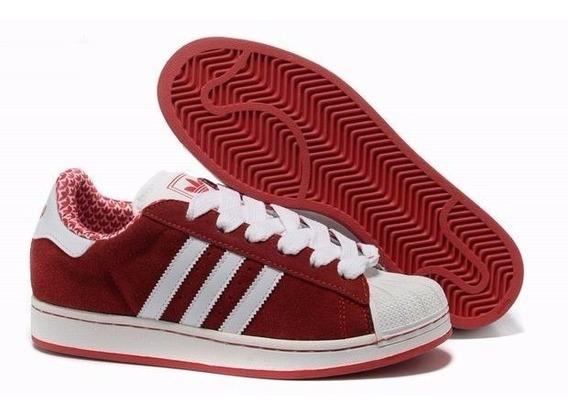 Tênis adidas Superstar Foundation Original Esportes Shoes