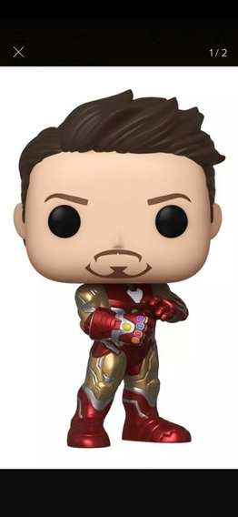 Funko Pop! Iron Man #529 Endgame C/guantelete Nycc Fall 2019