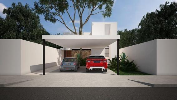 Hermosas Residencias En Pre-venta En Privada Lunare, Cholul, Mérida