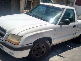 Chevrolet S10 2.4 2002 Cabine Simples Alcool 2º Dono