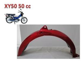 Paralama Traseiro Vermelho Xy50 Smarth Shineray