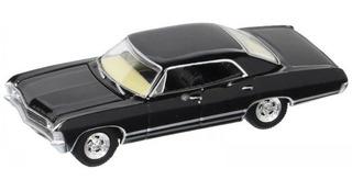 Miniatura Impala Ss 1967 Supernatural Greenlight Escala 1/64