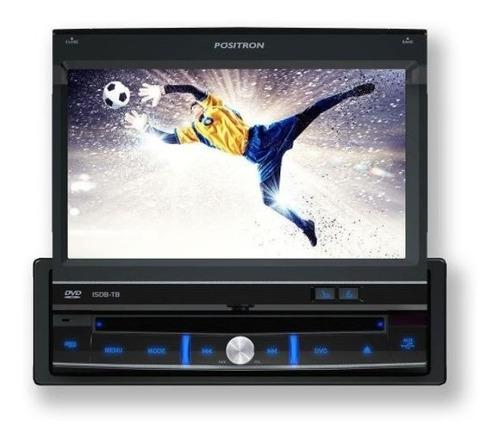 Dvd Auto Positron Sp6700dtv 7  - Tv Digital, Co Aux P/câm Ré
