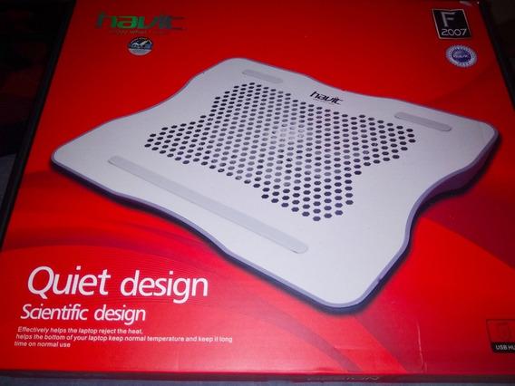 Base Fan Cooler Para Laptop Havit Alta Calidad Nuevas